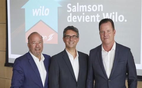 Salmson становится Wilo