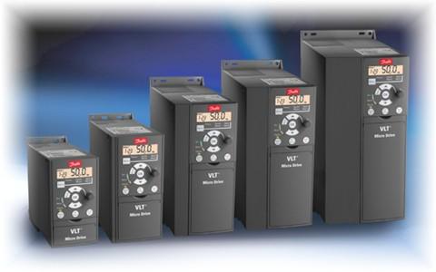 Преобразователь частоты Danfoss Micro Drive - компактный, мощный, функциональный