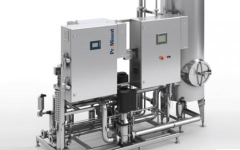 Комплексные решения от Wilo для дезинфекции и обработки воды