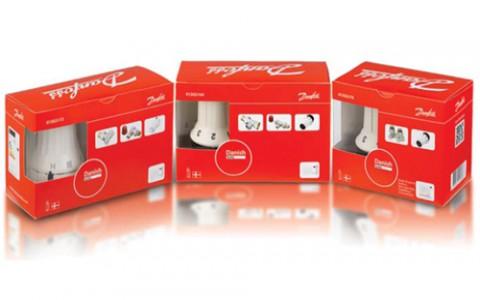 Danfoss представляет новые комплекты для обвязки отопительных приборов