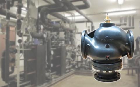 Danfoss начинает производство седельных клапанов VF3 с повышенной пропускной способностью