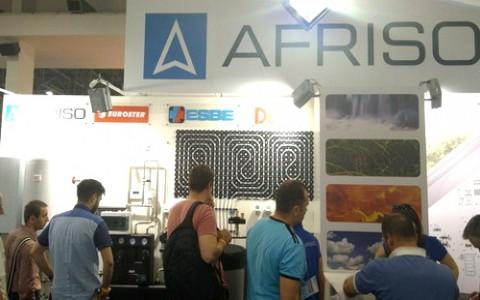 Оборудование Afriso, Esbe, Duco на фестивале