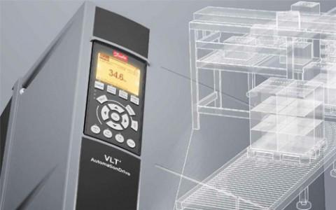 Преобразователь частоты Danfoss FC302 заранее обнаружит неполадки